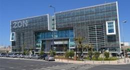 ZON - Edifício Metrópolis Campo Grande, Lisboa Portugal