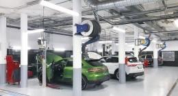 Centro Oficial Porsche Madrid Oeste, Espanha