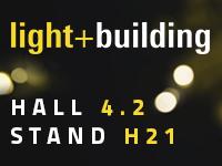 Grupo Indelague na Light + Building 2018