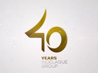 CELEBRACIÓN DE LOS 40 AÑOS DE GRUPO INDELAGUE