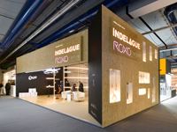 Groupe Indelague au salon Light+Building 2018
