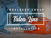 TALEA LINE - Processo de Instalação