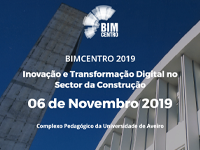INDELAGUE group official sponsor of the BIM center 2019 event