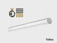TALEA - GERMAN DESIGN AWARD WINNER 2020