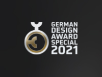 German Design Award : CONCEPT S 35 – Special Mention  2021