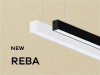 Nouvelle gamme REBA