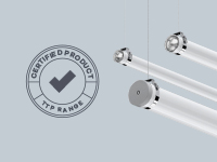 The new TTP range receives ENEC certification and CB IECEE certification.