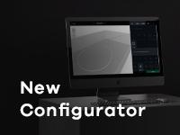 Indelague group lauches new configurator.