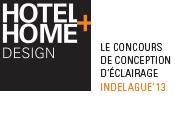 Remise des Prix du concours Design d'Eclairage Indelague'13