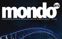 ROXO LIGHTING  again in magazine MONDO ARC