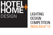DELIVERY OF PRIZES TO THE WINNERS OF THE INDELAGUE'13 LIGHTING DESIGN COMPETITION