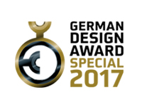German Design Award 2017: 6th ELEMENT