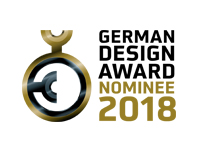 NOAH - Indelague Group at German Design Award 2018