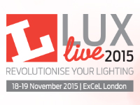 LuxLive 2015 | Lighting Event